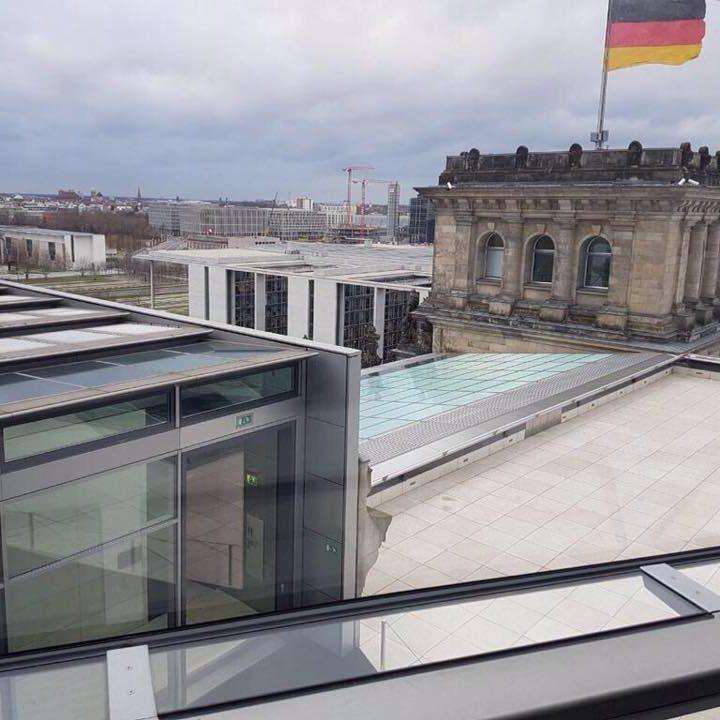 Ausflug Reichstag